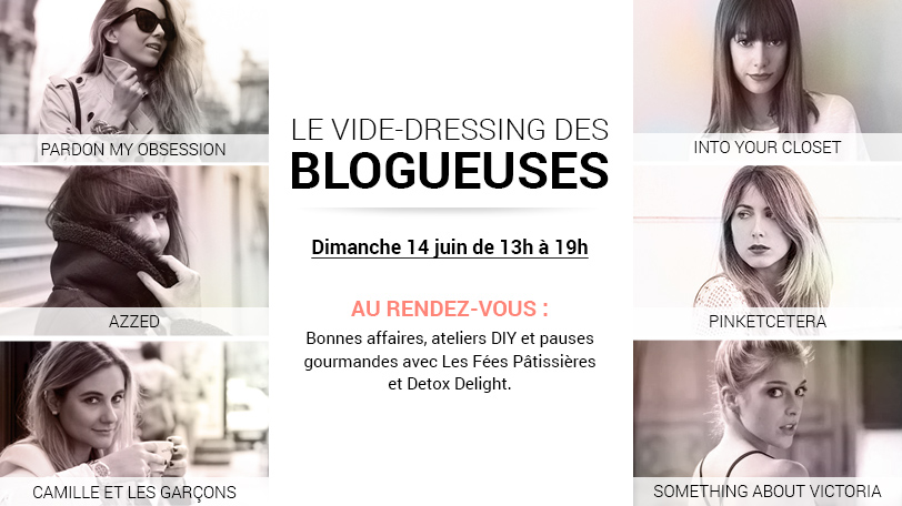 Visuel Videdressing Blogger Event